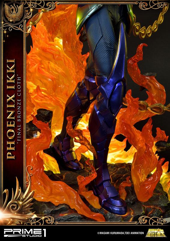 プレミアムマスターライン『フェニックス一輝』聖闘士星矢 1/4 スタチュー-019