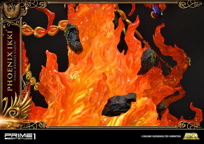 プレミアムマスターライン『フェニックス一輝』聖闘士星矢 1/4 スタチュー-020