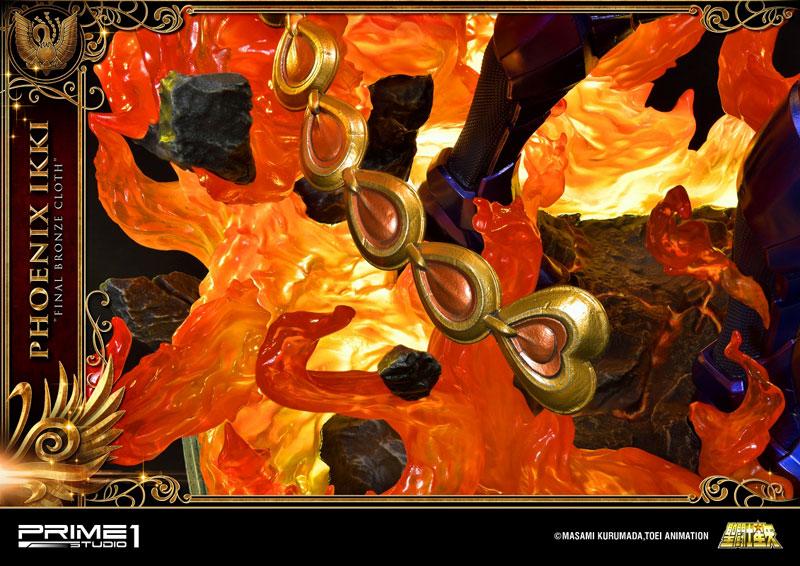 プレミアムマスターライン『フェニックス一輝』聖闘士星矢 1/4 スタチュー-021