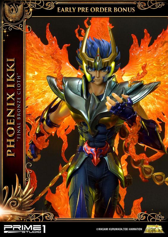 プレミアムマスターライン『フェニックス一輝』聖闘士星矢 1/4 スタチュー-029