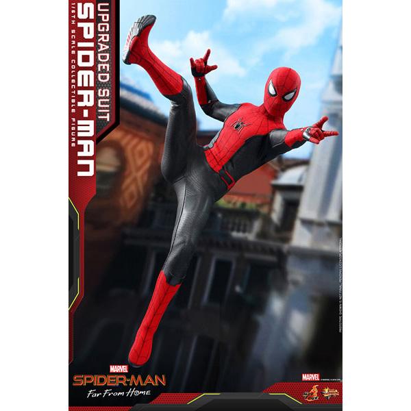 ムービー・マスターピース『スパイダーマン アップグレードスーツ』Far From Home 1/6 可動フィギュア