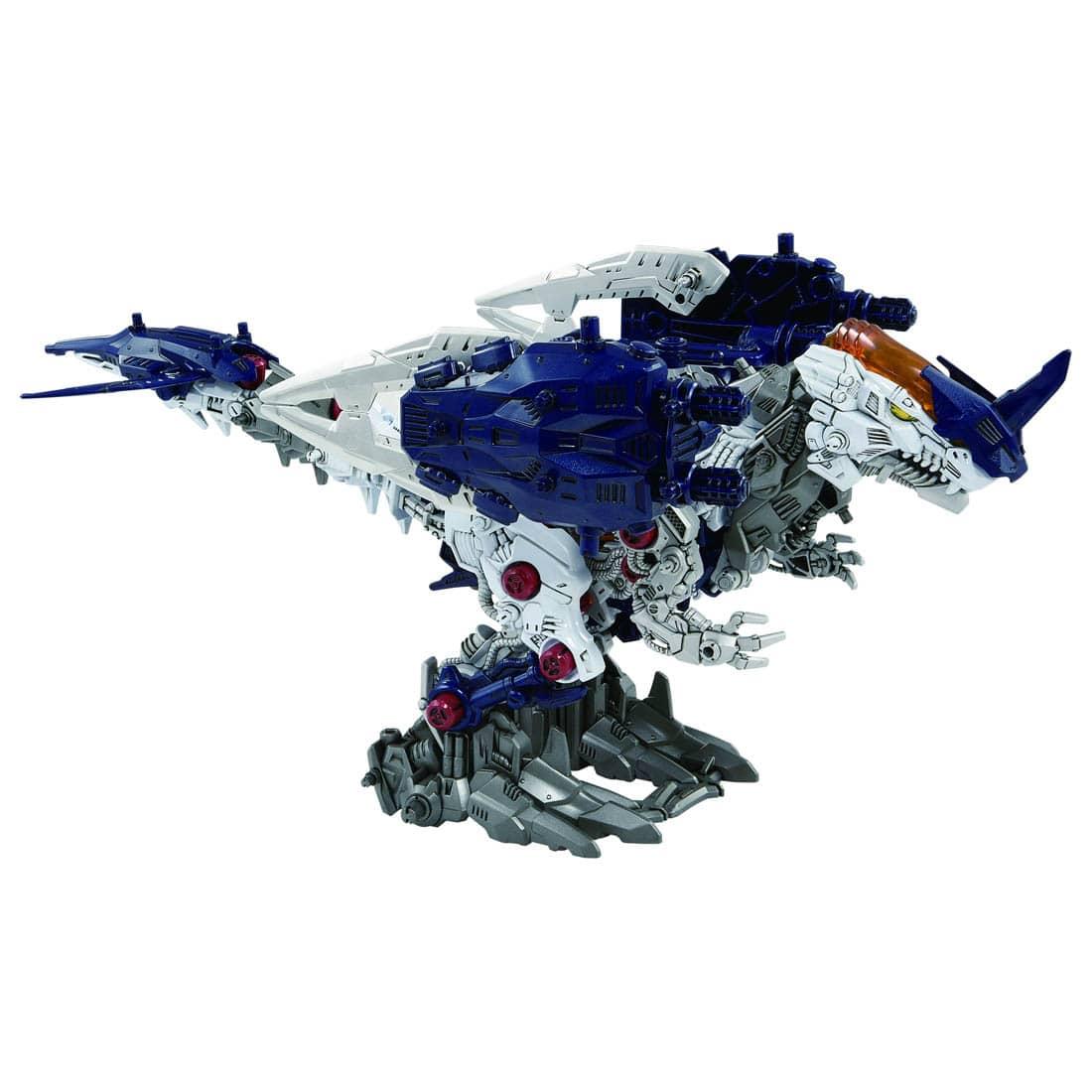 ゾイドワイルド『ZW55 ゼノレックス・シザースXA』組み立て可動フィギュア-006