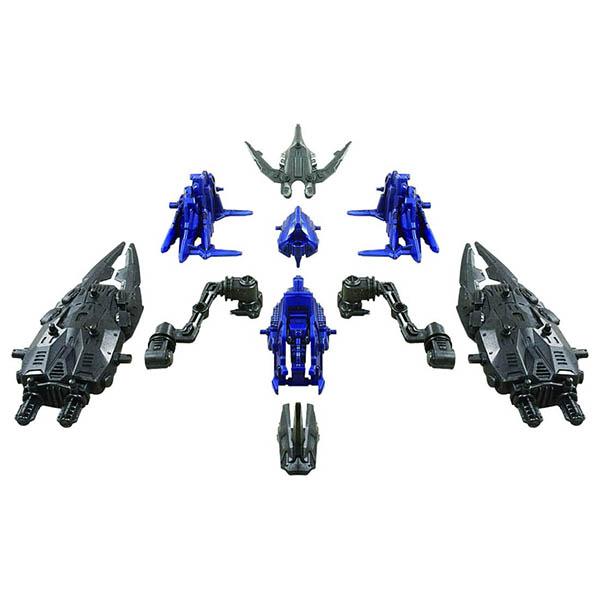 ゾイドワイルド『ZW55 ゼノレックス・シザースXA』オプションパーツ