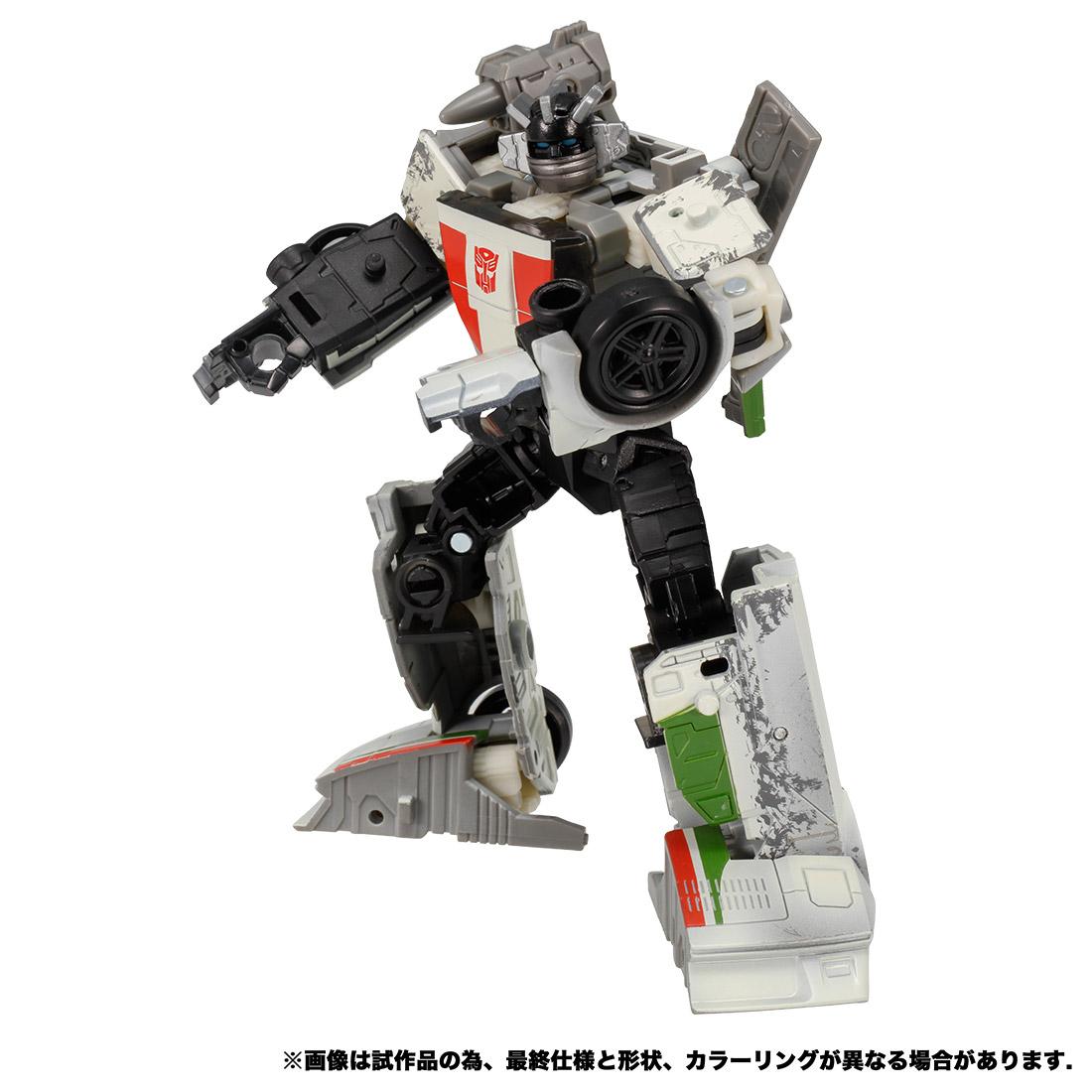 トランスフォーマー ウォーフォーサイバトロン『WFC-12 ホイルジャック』可変可動フィギュア-003