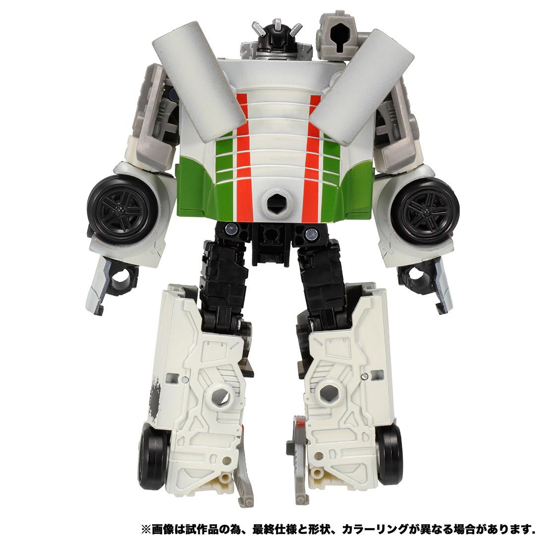 トランスフォーマー ウォーフォーサイバトロン『WFC-12 ホイルジャック』可変可動フィギュア-005