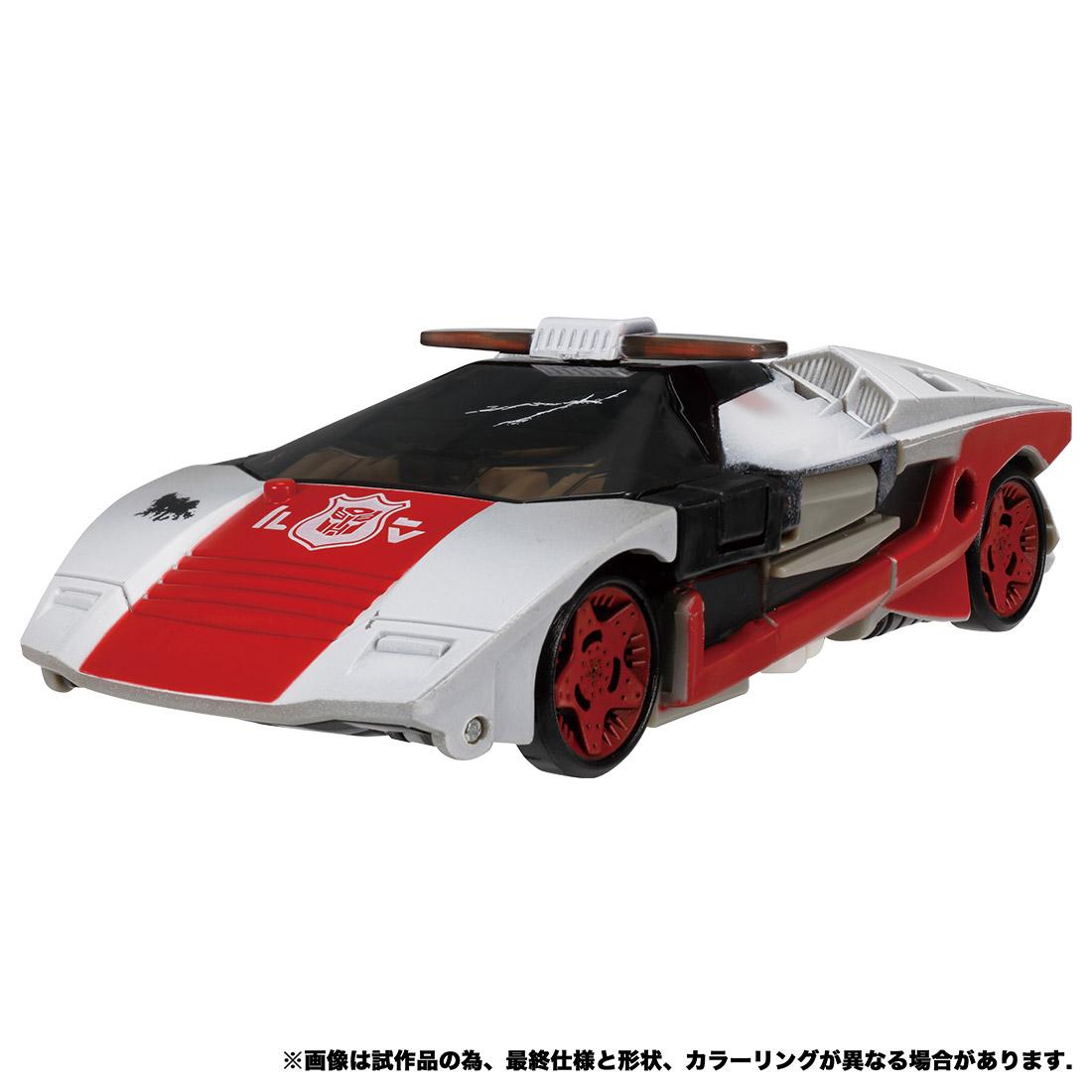 トランスフォーマー ウォーフォーサイバトロン『WFC-13 レッドアラート』可変可動フィギュア-002
