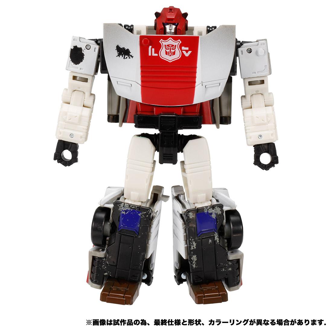 トランスフォーマー ウォーフォーサイバトロン『WFC-13 レッドアラート』可変可動フィギュア-004