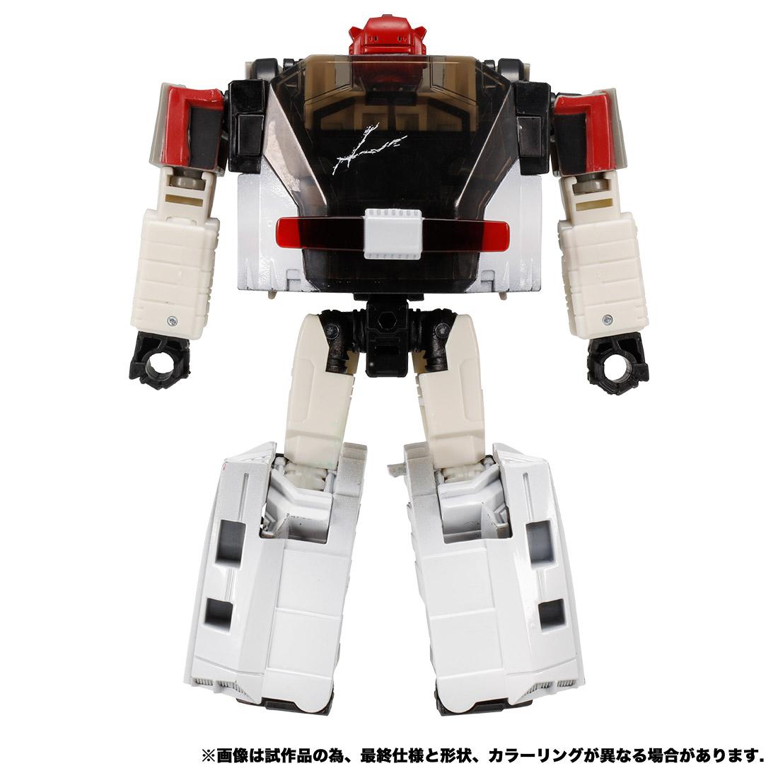 トランスフォーマー ウォーフォーサイバトロン『WFC-13 レッドアラート』可変可動フィギュア-005