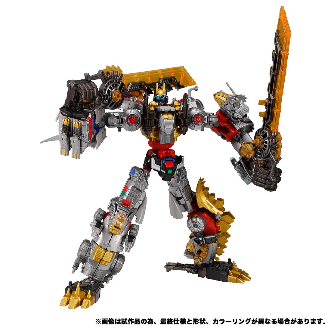 【限定販売】トランスフォーマー GENERATION SELECTS『ボルカニカス』可変可動フィギュア-001