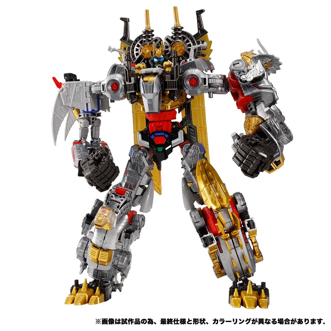 【限定販売】トランスフォーマー GENERATION SELECTS『ボルカニカス』可変可動フィギュア-002