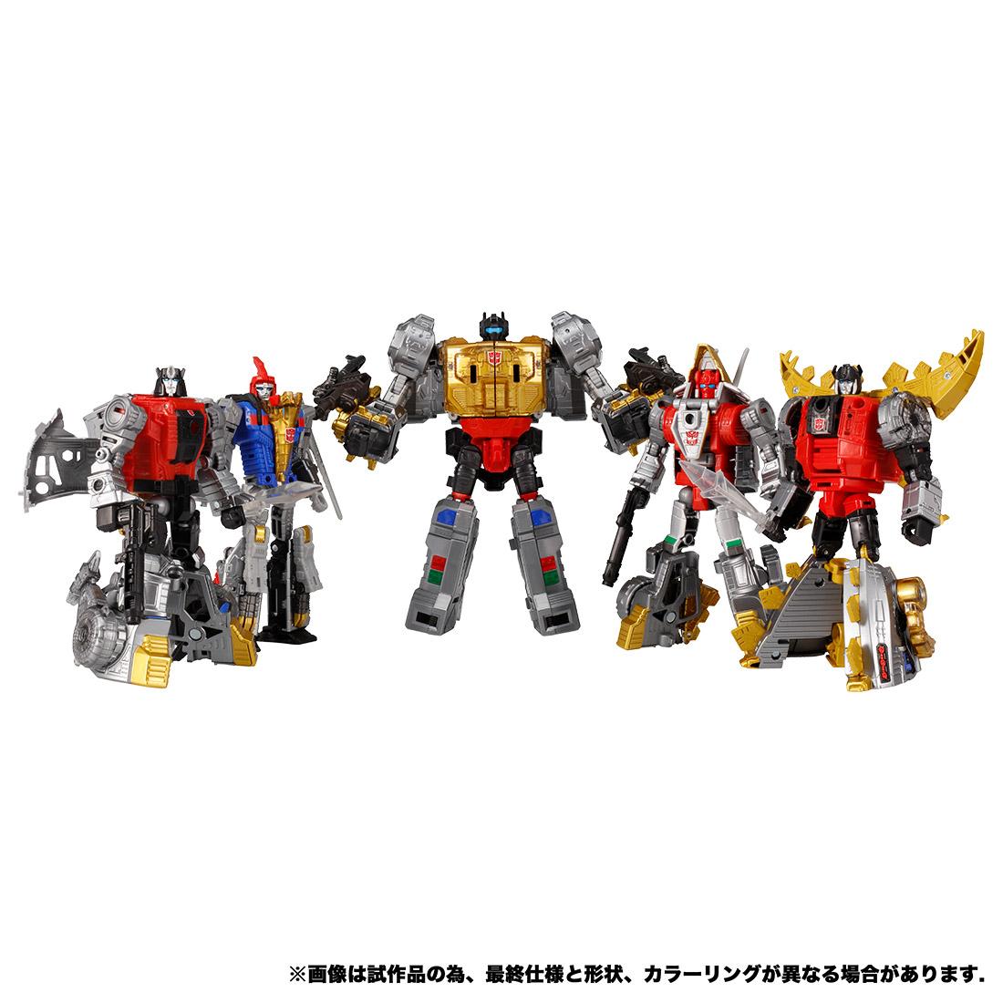 【限定販売】トランスフォーマー GENERATION SELECTS『ボルカニカス』可変可動フィギュア-004
