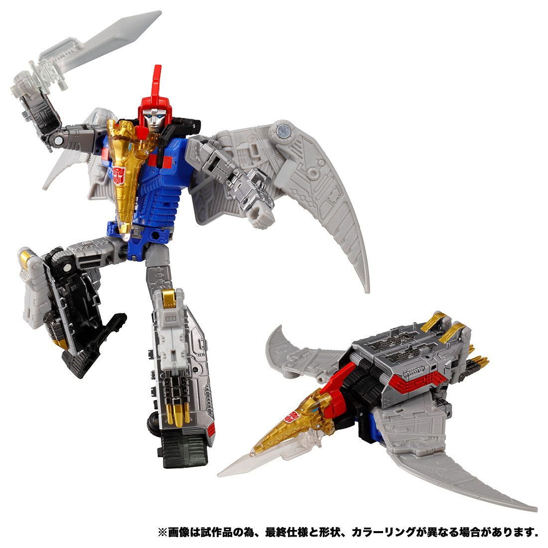 【限定販売】トランスフォーマー GENERATION SELECTS『ボルカニカス』可変可動フィギュア-009