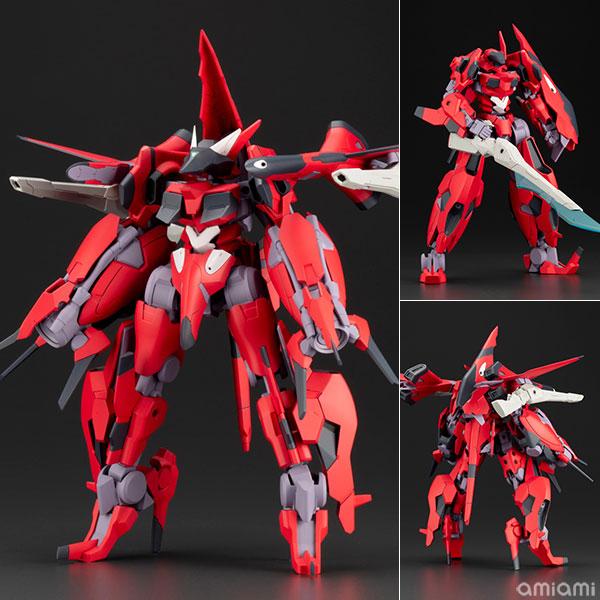 フレームアームズ『XFA-CnB ベルクフリンカー』1/100 プラモデル