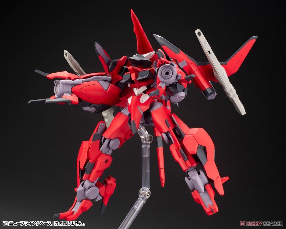 フレームアームズ『XFA-CnB ベルクフリンカー』1/100 プラモデル-003