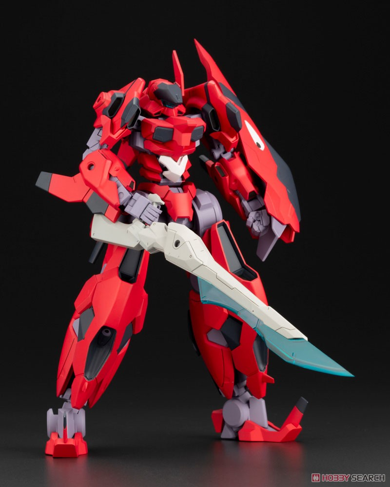 フレームアームズ『XFA-CnB ベルクフリンカー』1/100 プラモデル-009