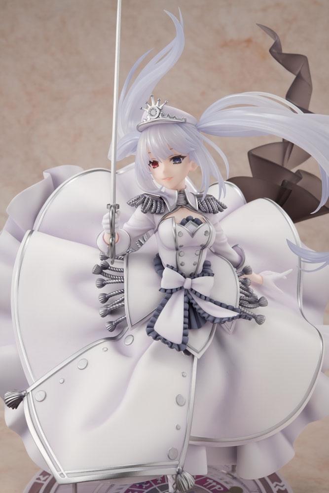 KDcolle『原作版 白の女王』デート・ア・バレット 1/7 完成品フィギュア-001