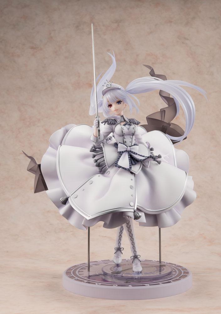 KDcolle『原作版 白の女王』デート・ア・バレット 1/7 完成品フィギュア-002