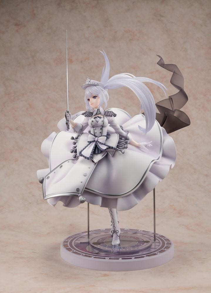KDcolle『原作版 白の女王』デート・ア・バレット 1/7 完成品フィギュア-003