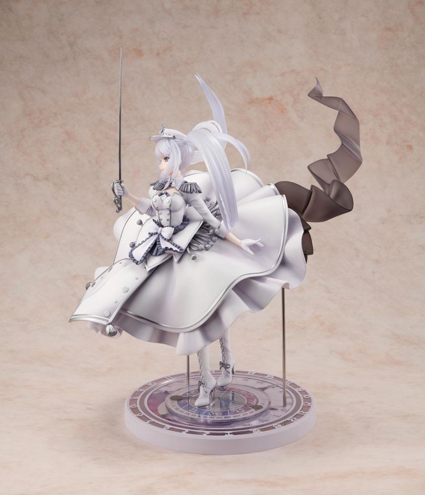 KDcolle『原作版 白の女王』デート・ア・バレット 1/7 完成品フィギュア-004