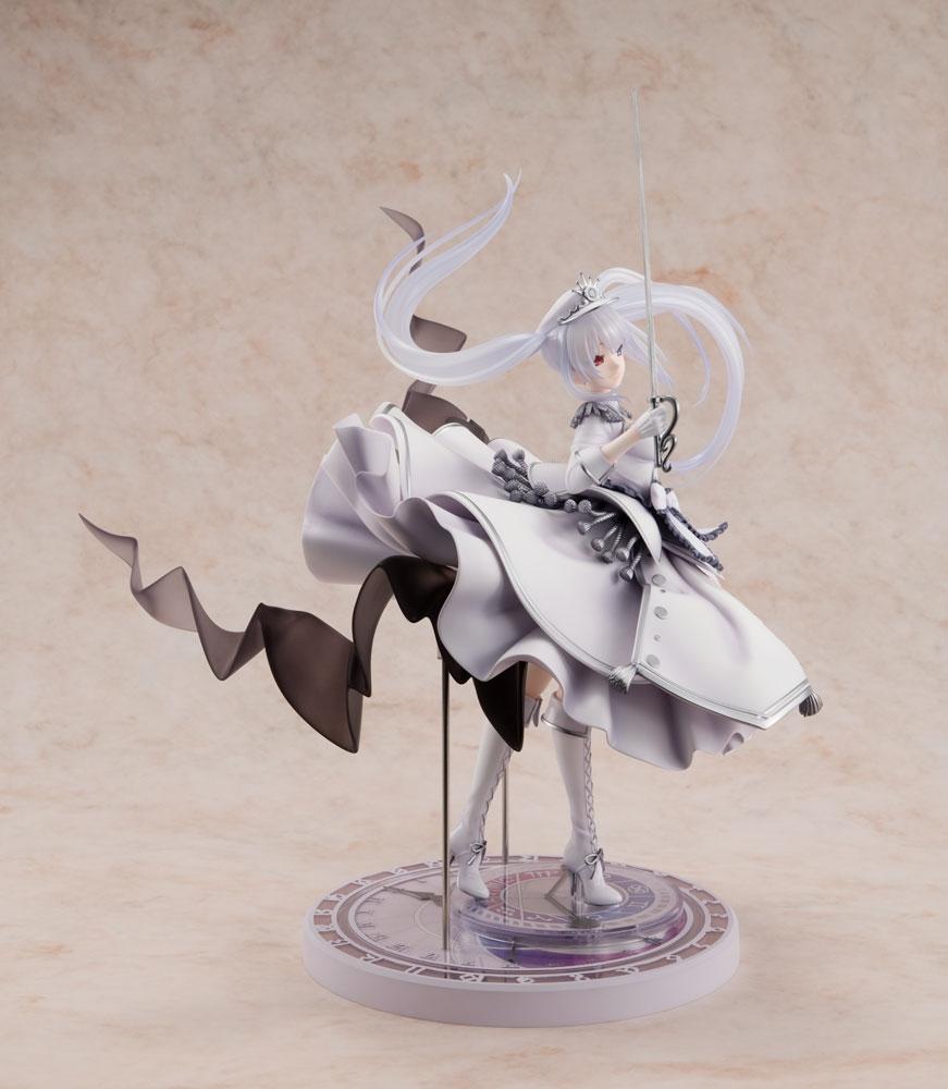 KDcolle『原作版 白の女王』デート・ア・バレット 1/7 完成品フィギュア-006