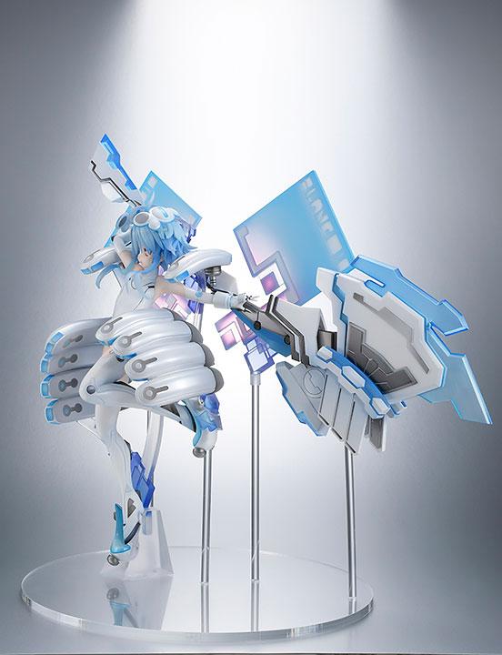 【限定販売】新次元ゲイム ネプテューヌ『ホワイトハート』1/7 完成品フィギュア-002
