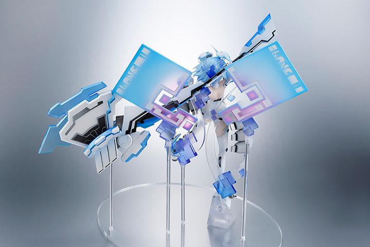 【限定販売】新次元ゲイム ネプテューヌ『ホワイトハート』1/7 完成品フィギュア-003