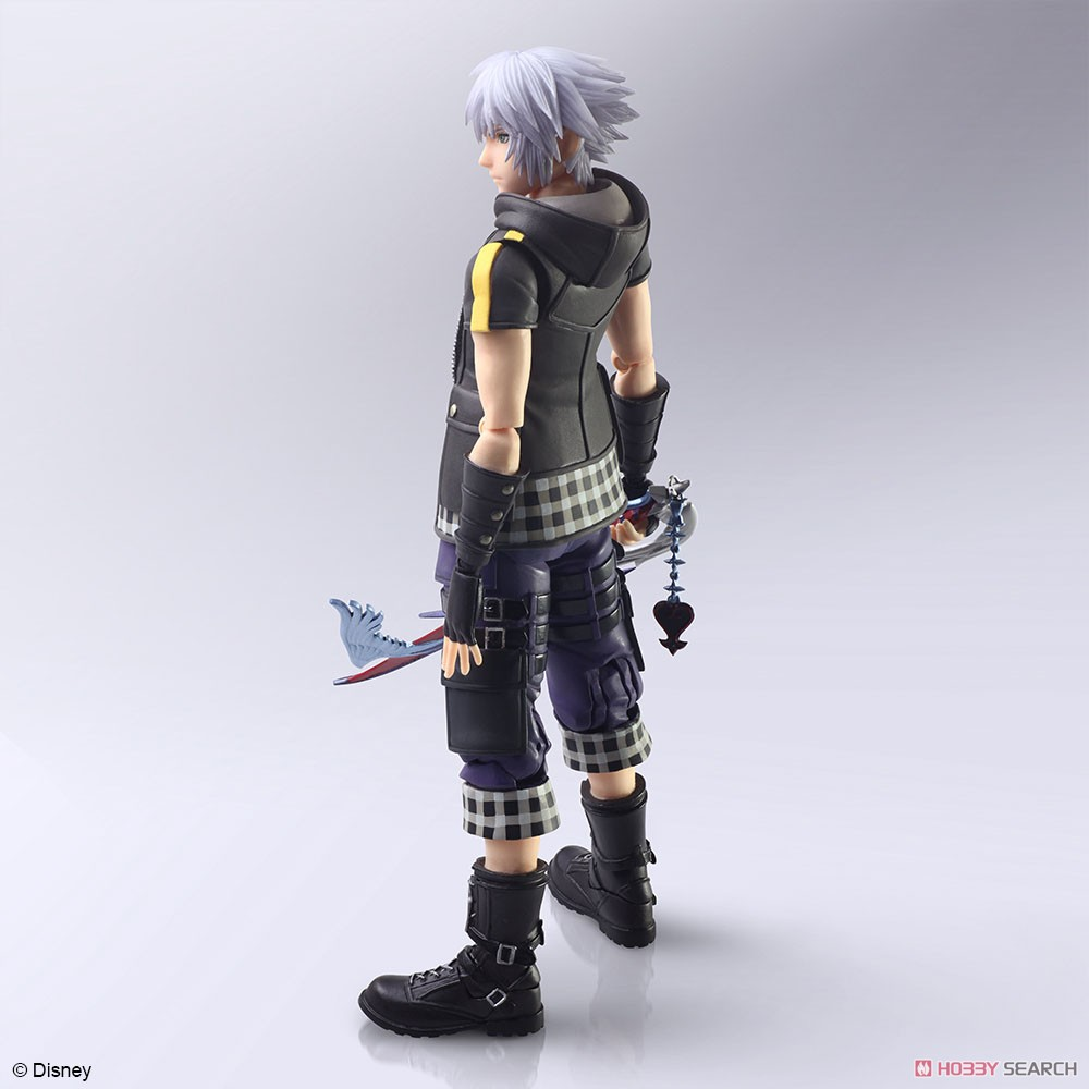 BRING ARTS『リク Version 2』KINGDOM HEARTS III 可動フィギュア-002