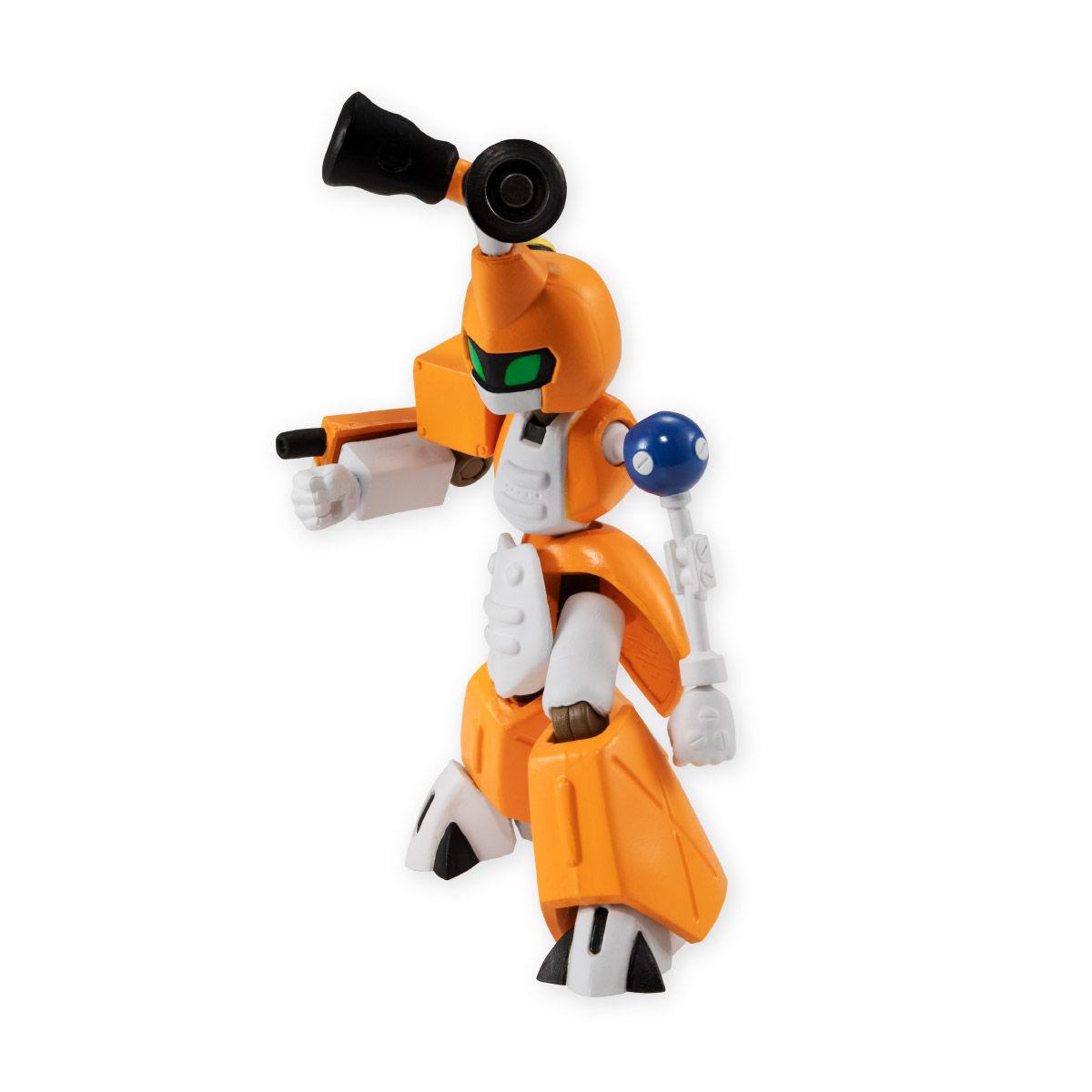 【ガシャポン】メダロット『超可動 1/12 メダロット プレミアムBOX』組み立て式可動フィギュア-007