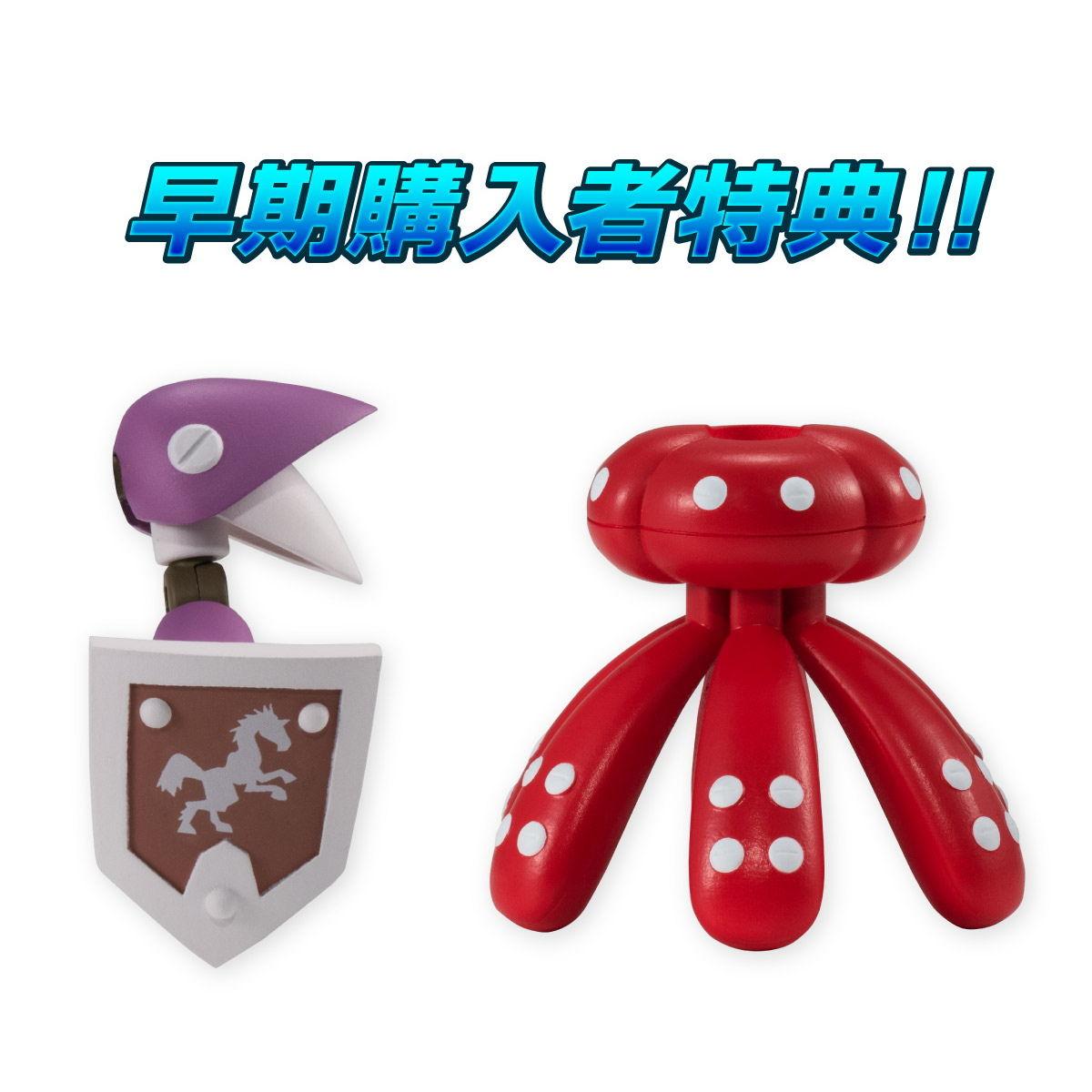 【ガシャポン】メダロット『超可動 1/12 メダロット プレミアムBOX』組み立て式可動フィギュア-009