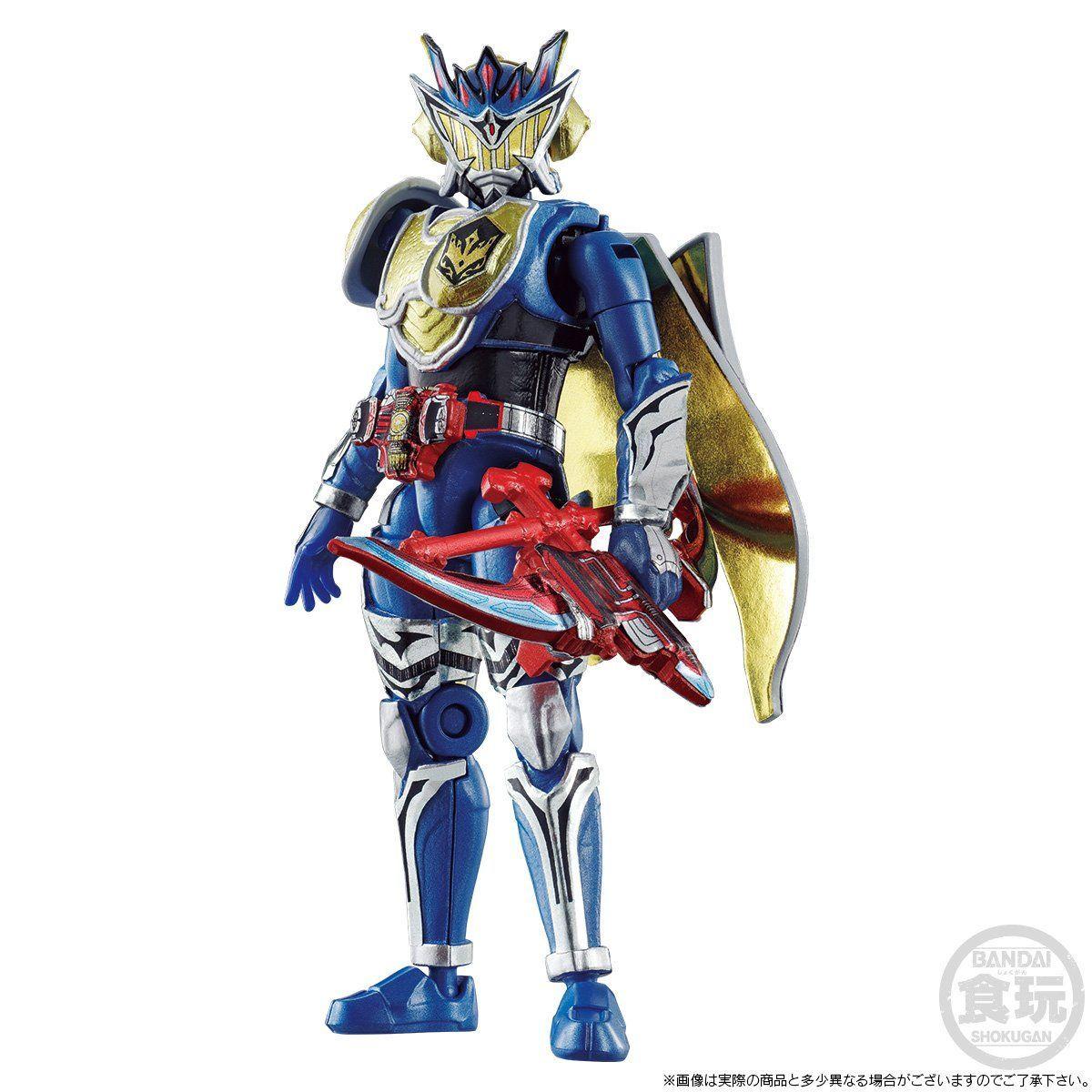 【限定販売】【食玩】SO-DO CHRONICLE『仮面ライダー鎧武 ゲネシスライダーセット』可動フィギュア-005