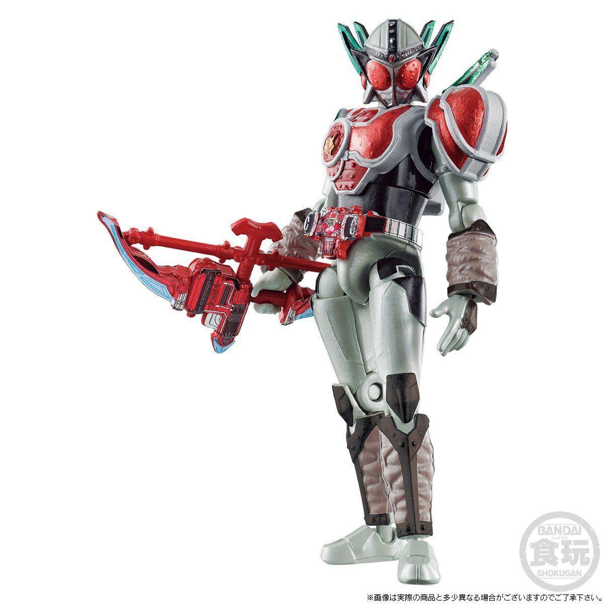 【限定販売】【食玩】SO-DO CHRONICLE『仮面ライダー鎧武 ゲネシスライダーセット』可動フィギュア-006