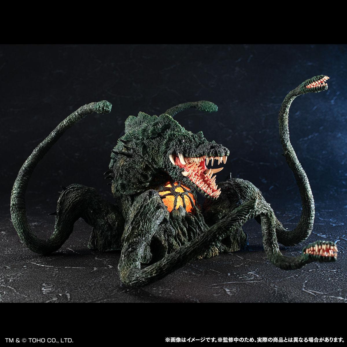 【限定販売】ゴジラvsビオランテ『HG D+EX ビオランテ(植獣形態)』完成品フィギュア-001