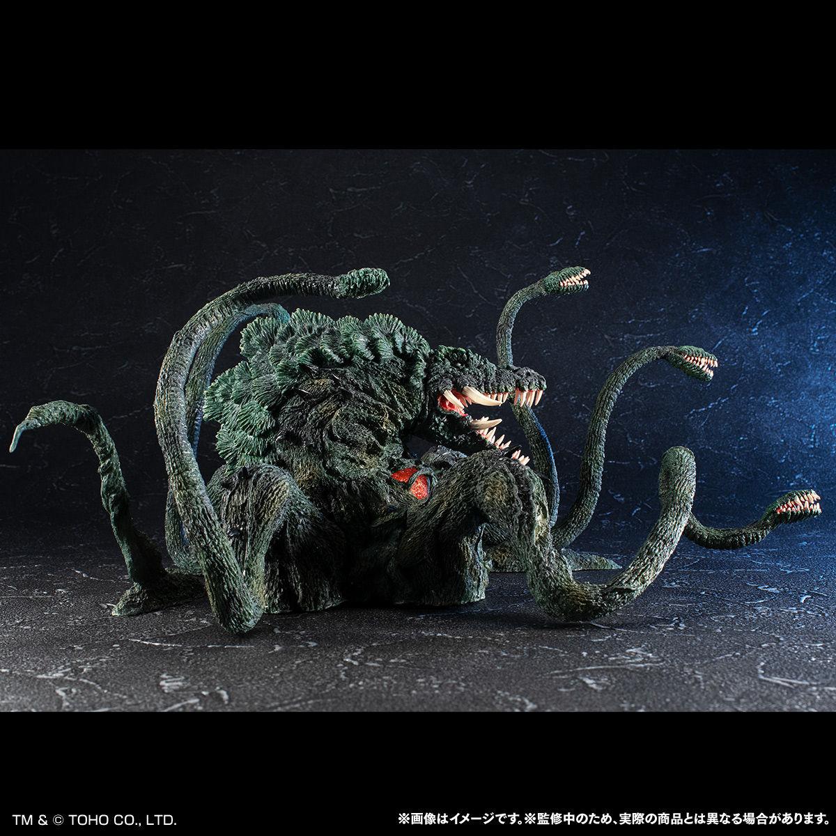 【限定販売】ゴジラvsビオランテ『HG D+EX ビオランテ(植獣形態)』完成品フィギュア-003