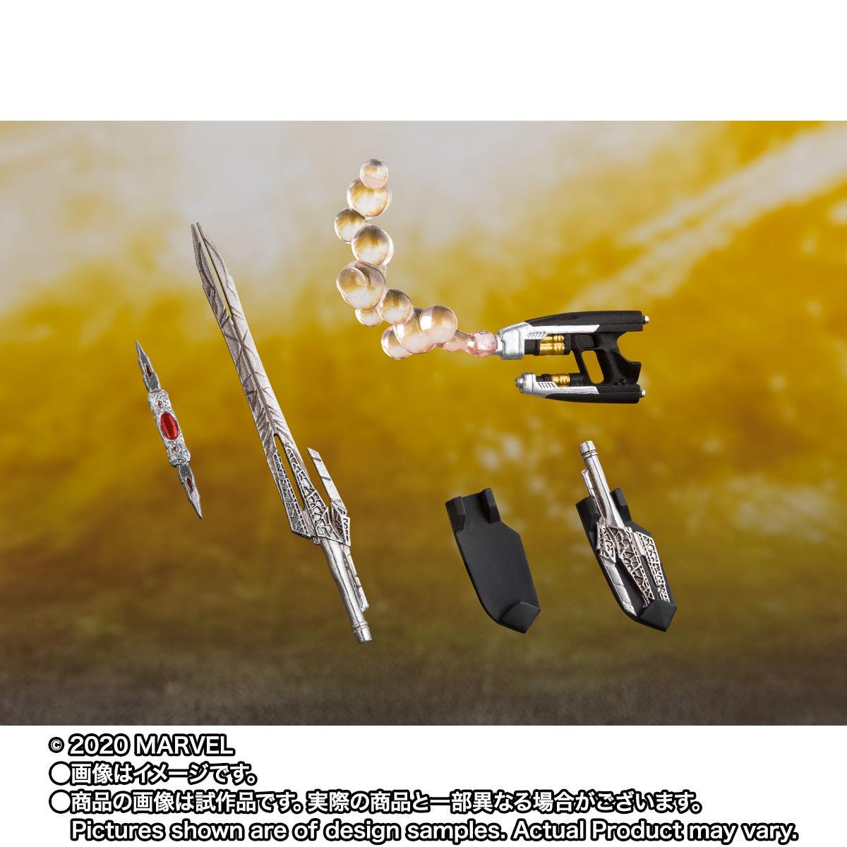 【限定販売】S.H.Figuarts『ガモーラ』アベンジャーズ/インフィニティ・ウォー 可動フィギュア-009