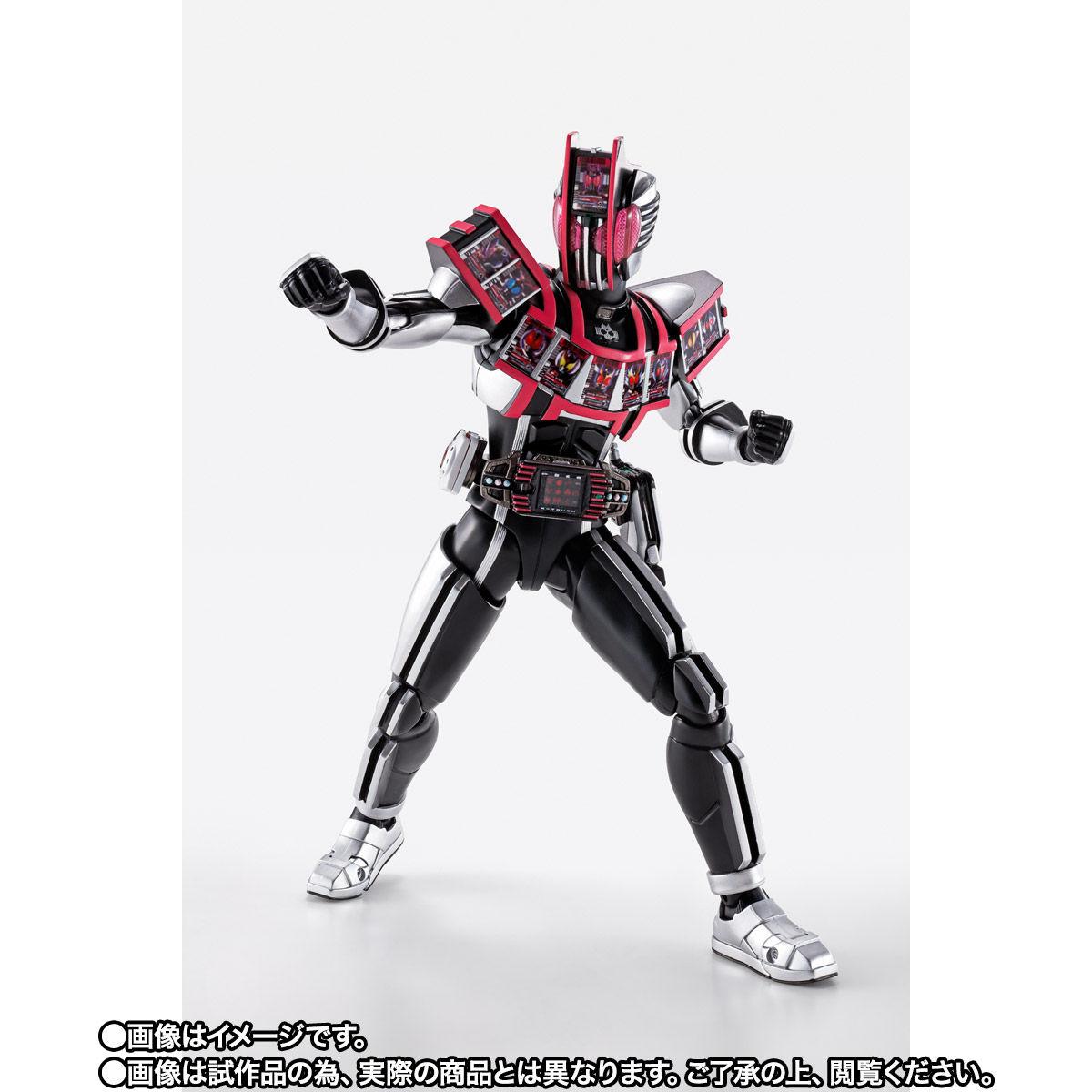 【限定販売】S.H.Figuarts(真骨彫製法)『仮面ライダーディケイド コンプリートフォーム』可動フィギュア-002