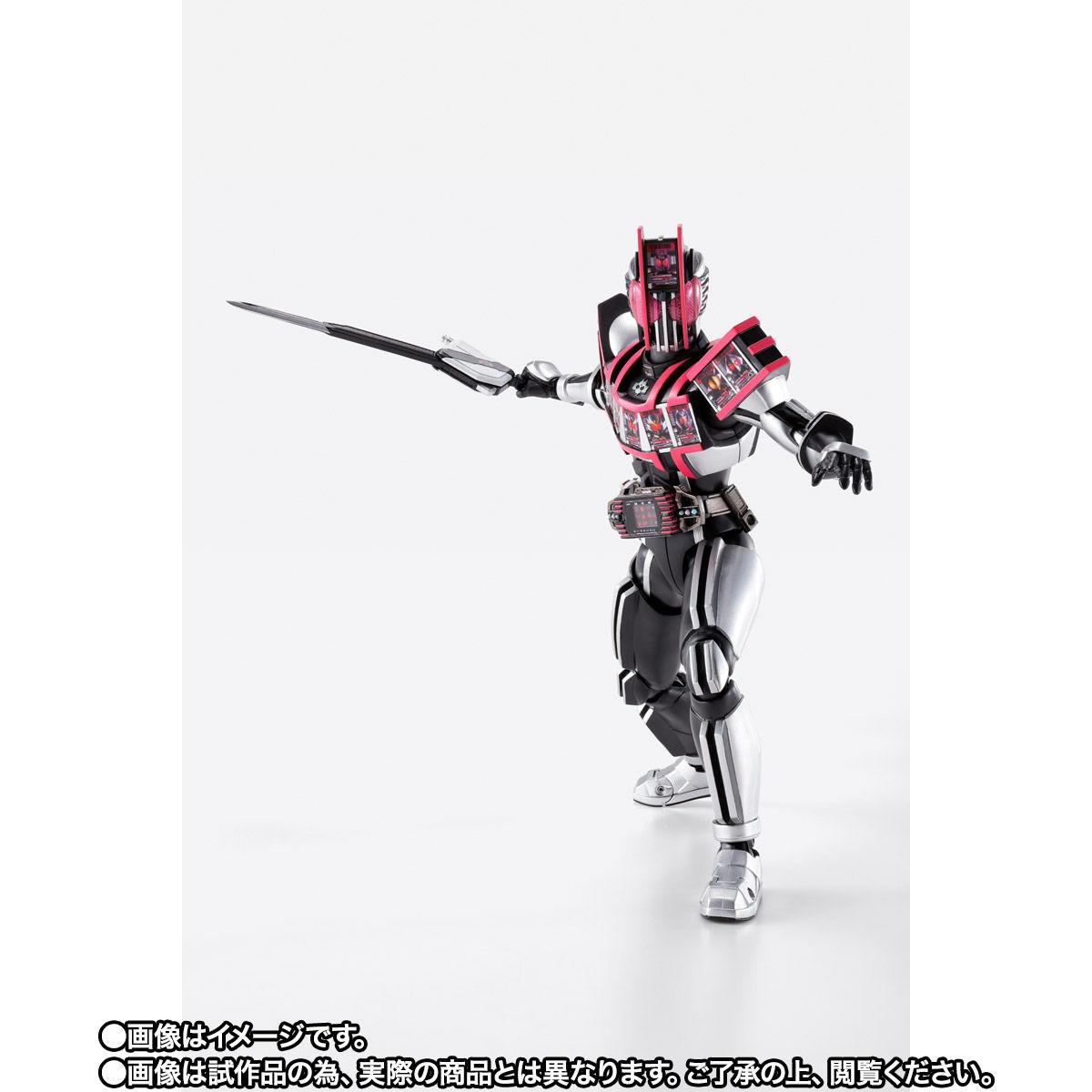 【限定販売】S.H.Figuarts(真骨彫製法)『仮面ライダーディケイド コンプリートフォーム』可動フィギュア-006
