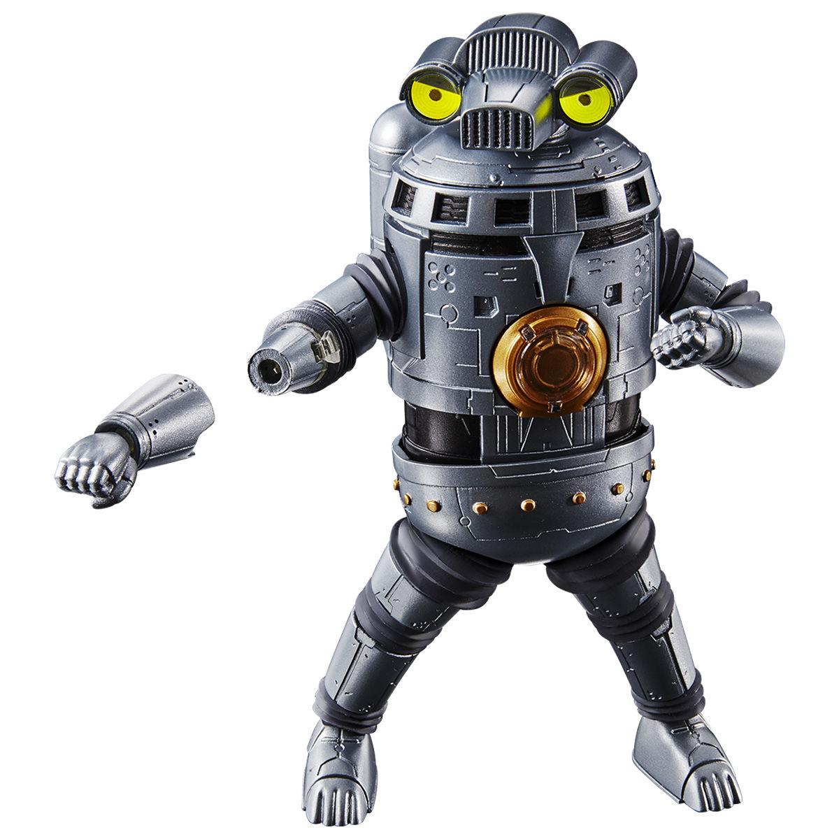 【限定販売】ウルトラマンZ『光る!鳴る! 特空機1号 セブンガー』可動フィギュア-006