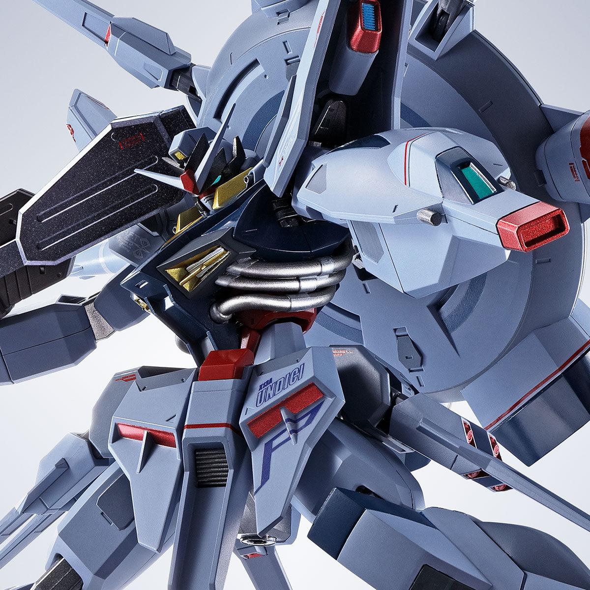 【限定販売】METAL ROBOT魂〈SIDE MS〉『プロヴィデンスガンダム』ガンダムSEED 可動フィギュア-001