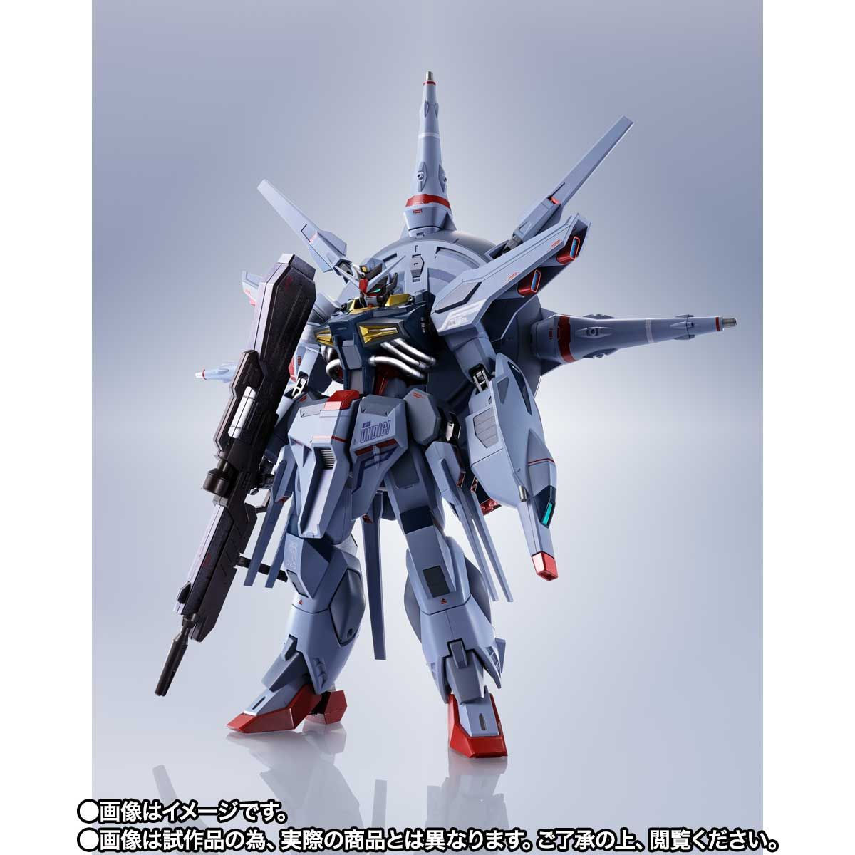 【限定販売】METAL ROBOT魂〈SIDE MS〉『プロヴィデンスガンダム』ガンダムSEED 可動フィギュア-003