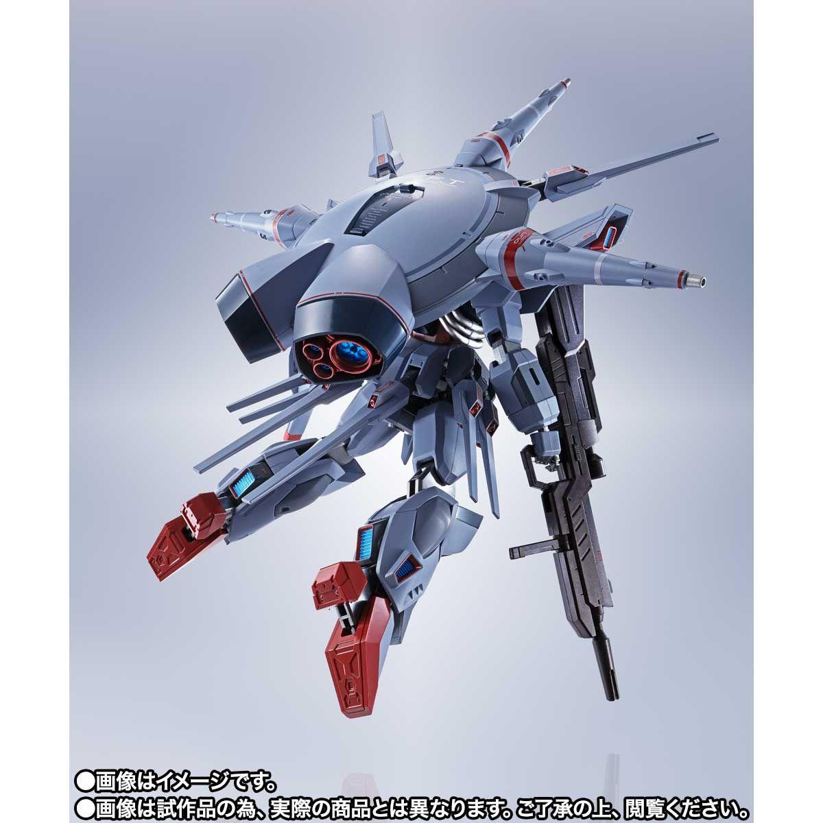 【限定販売】METAL ROBOT魂〈SIDE MS〉『プロヴィデンスガンダム』ガンダムSEED 可動フィギュア-004
