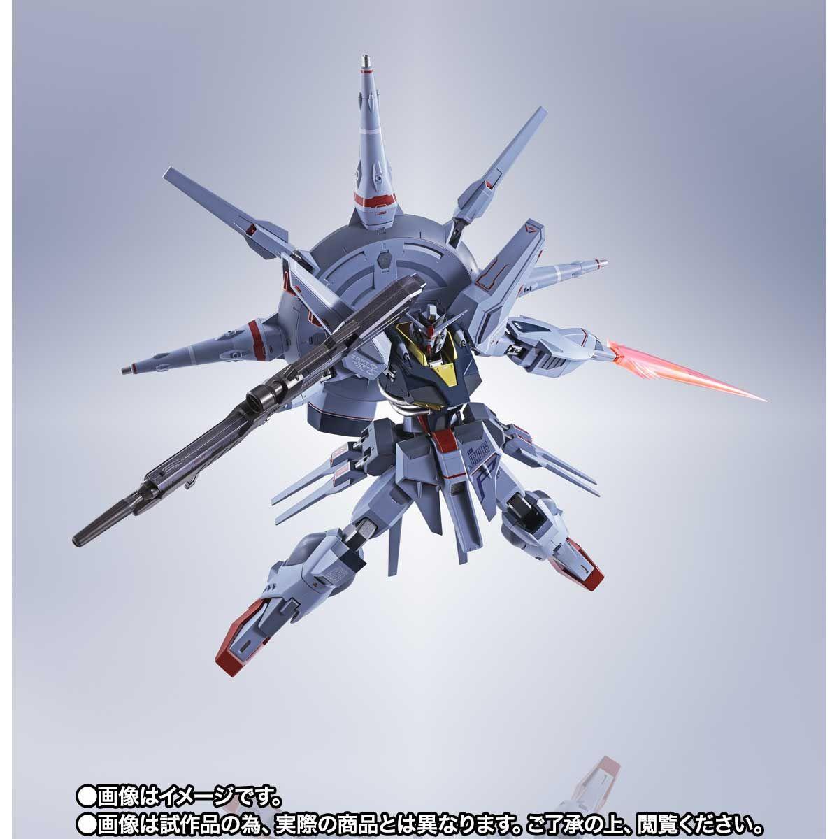 【限定販売】METAL ROBOT魂〈SIDE MS〉『プロヴィデンスガンダム』ガンダムSEED 可動フィギュア-005