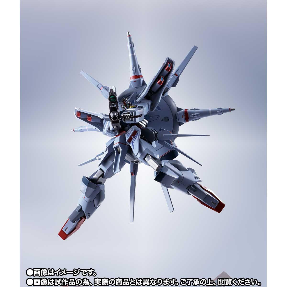 【限定販売】METAL ROBOT魂〈SIDE MS〉『プロヴィデンスガンダム』ガンダムSEED 可動フィギュア-008