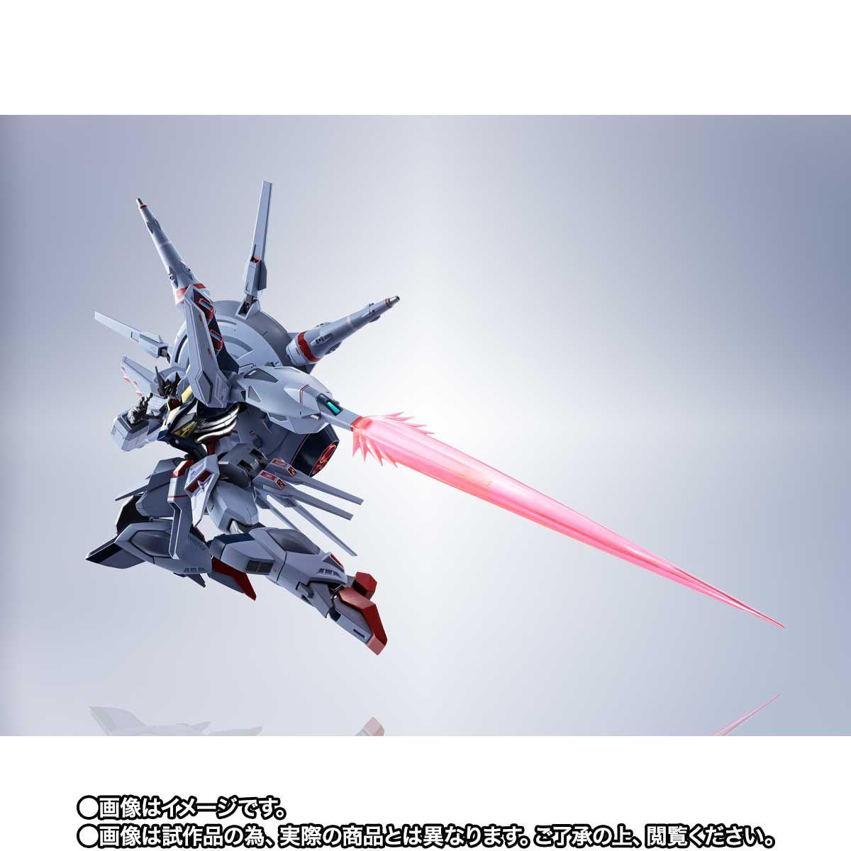 【限定販売】METAL ROBOT魂〈SIDE MS〉『プロヴィデンスガンダム』ガンダムSEED 可動フィギュア-009