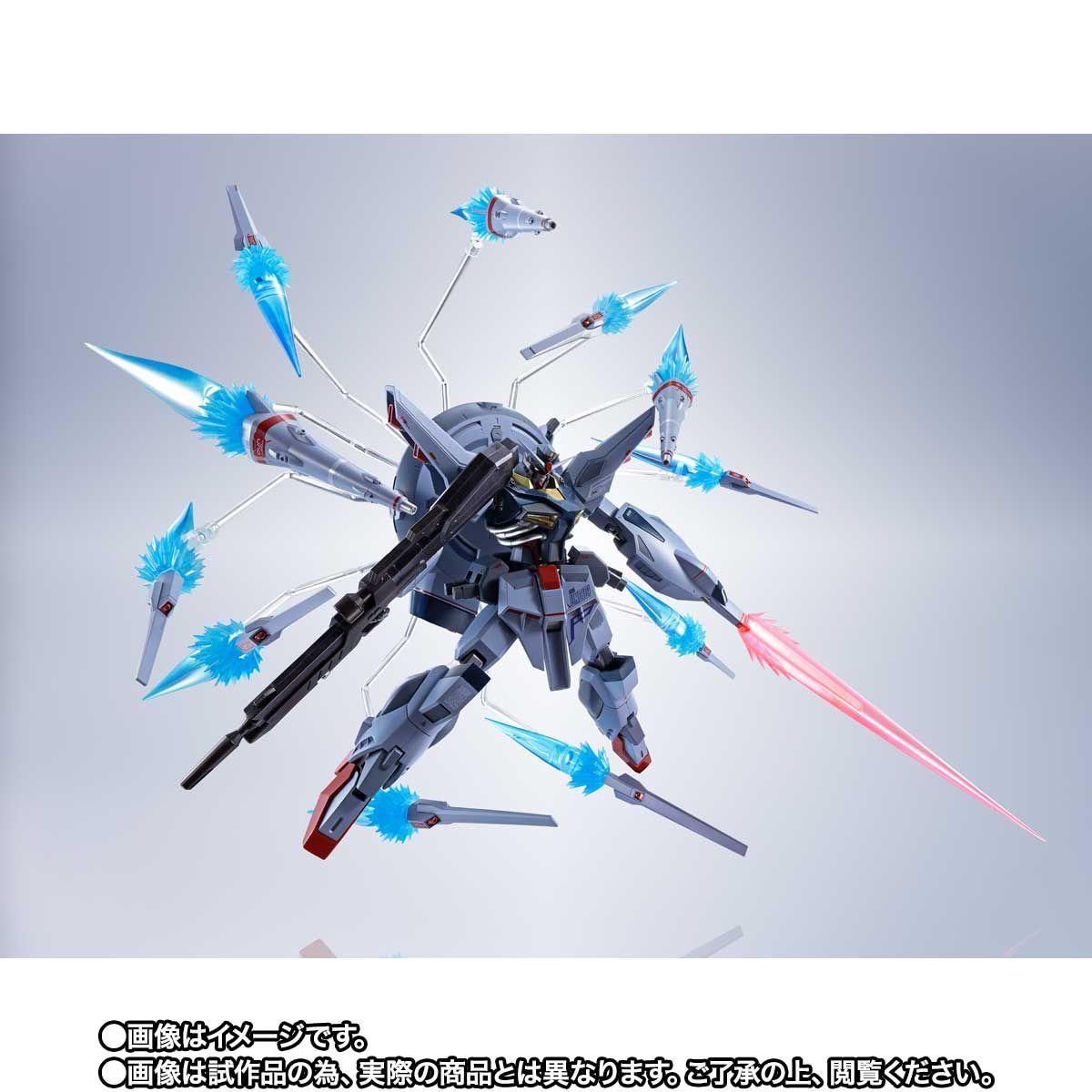 【限定販売】METAL ROBOT魂〈SIDE MS〉『プロヴィデンスガンダム』ガンダムSEED 可動フィギュア-010
