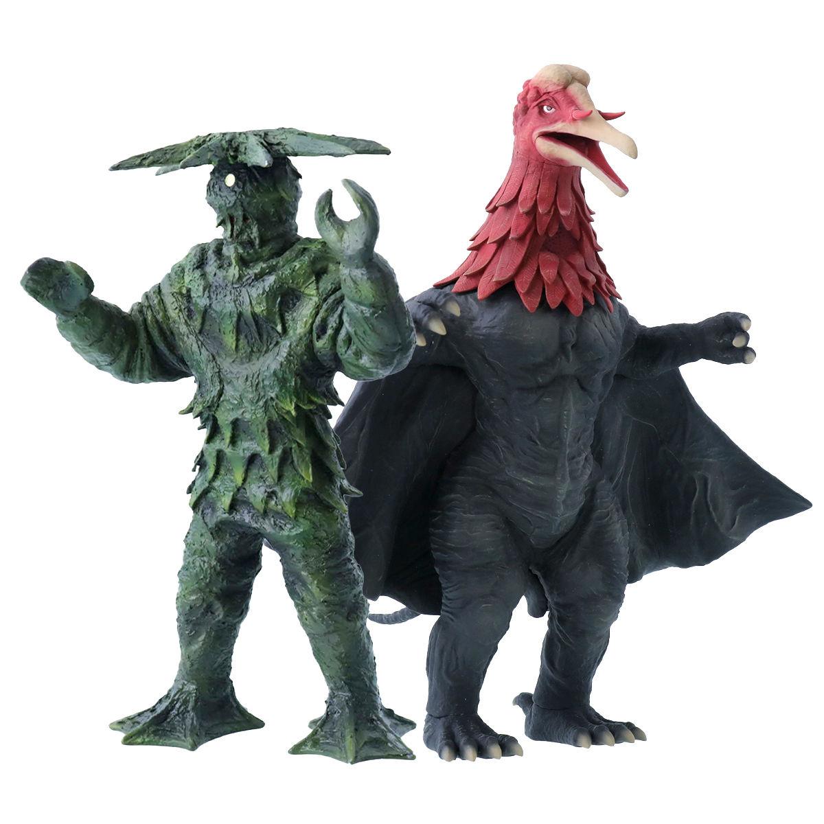 【限定販売】ウルトラ大怪獣シリーズ5000『テペト/テロチルス』完成品フィギュア-001