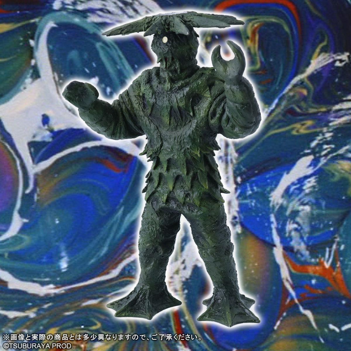 【限定販売】ウルトラ大怪獣シリーズ5000『テペト/テロチルス』完成品フィギュア-002