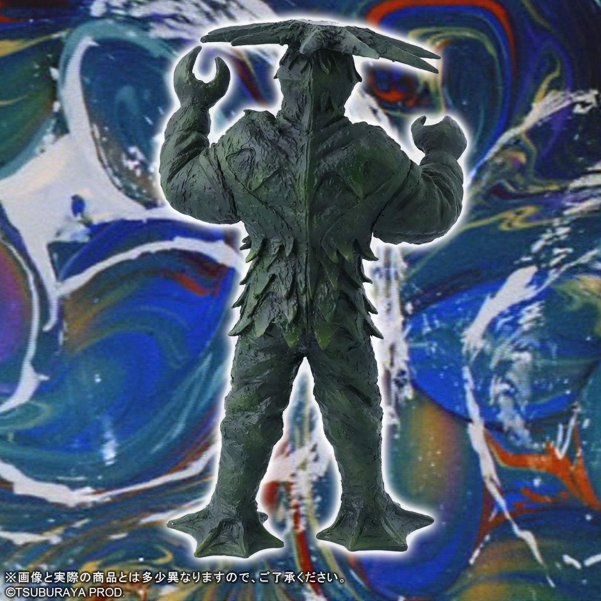 【限定販売】ウルトラ大怪獣シリーズ5000『テペト/テロチルス』完成品フィギュア-003