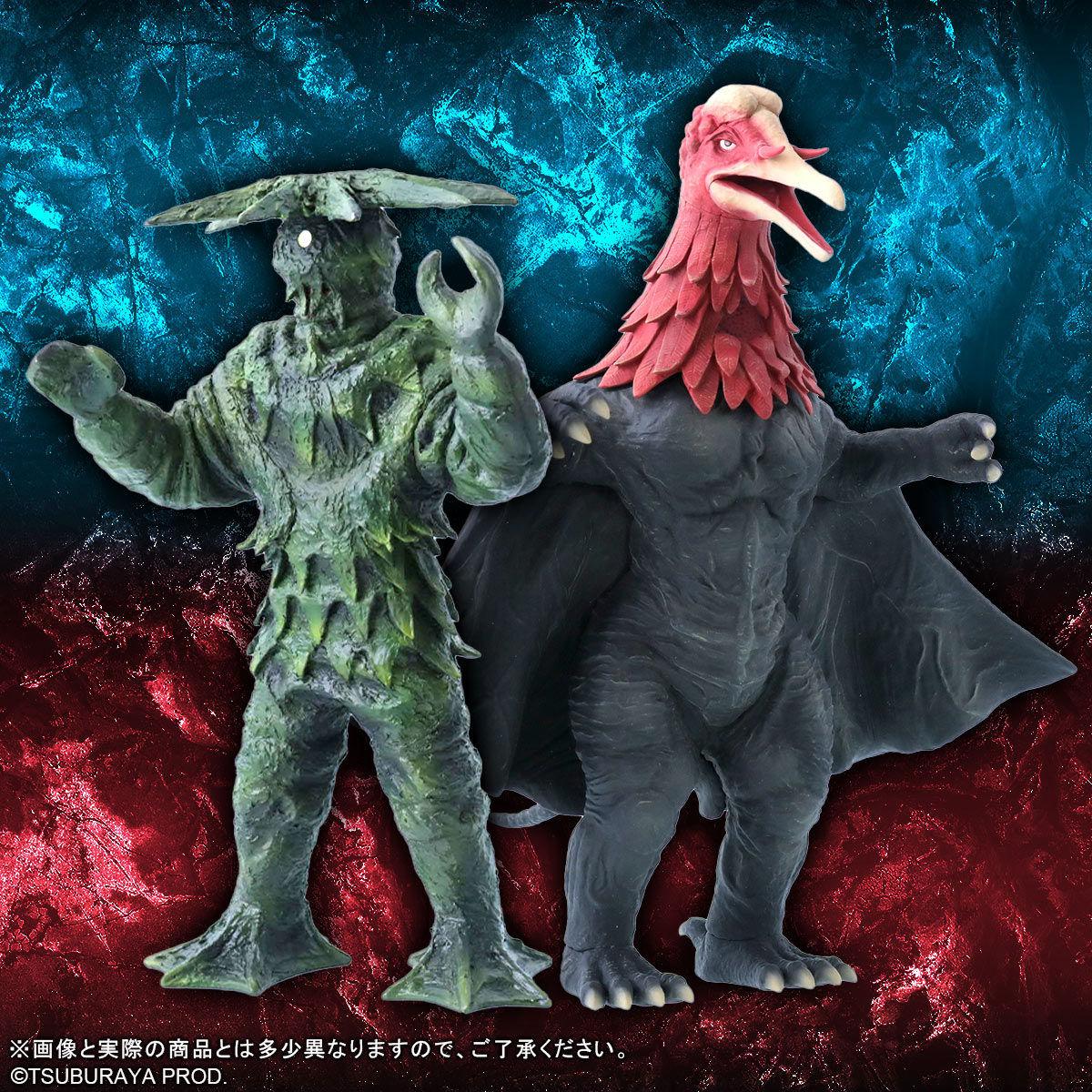 【限定販売】ウルトラ大怪獣シリーズ5000『テペト/テロチルス』完成品フィギュア-008