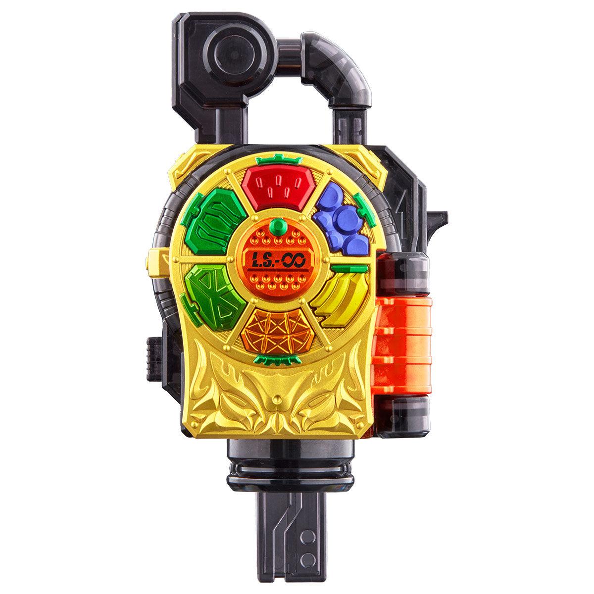 【限定販売】CSM『戦極ドライバー』仮面ライダー鎧武 変身なりきり-005