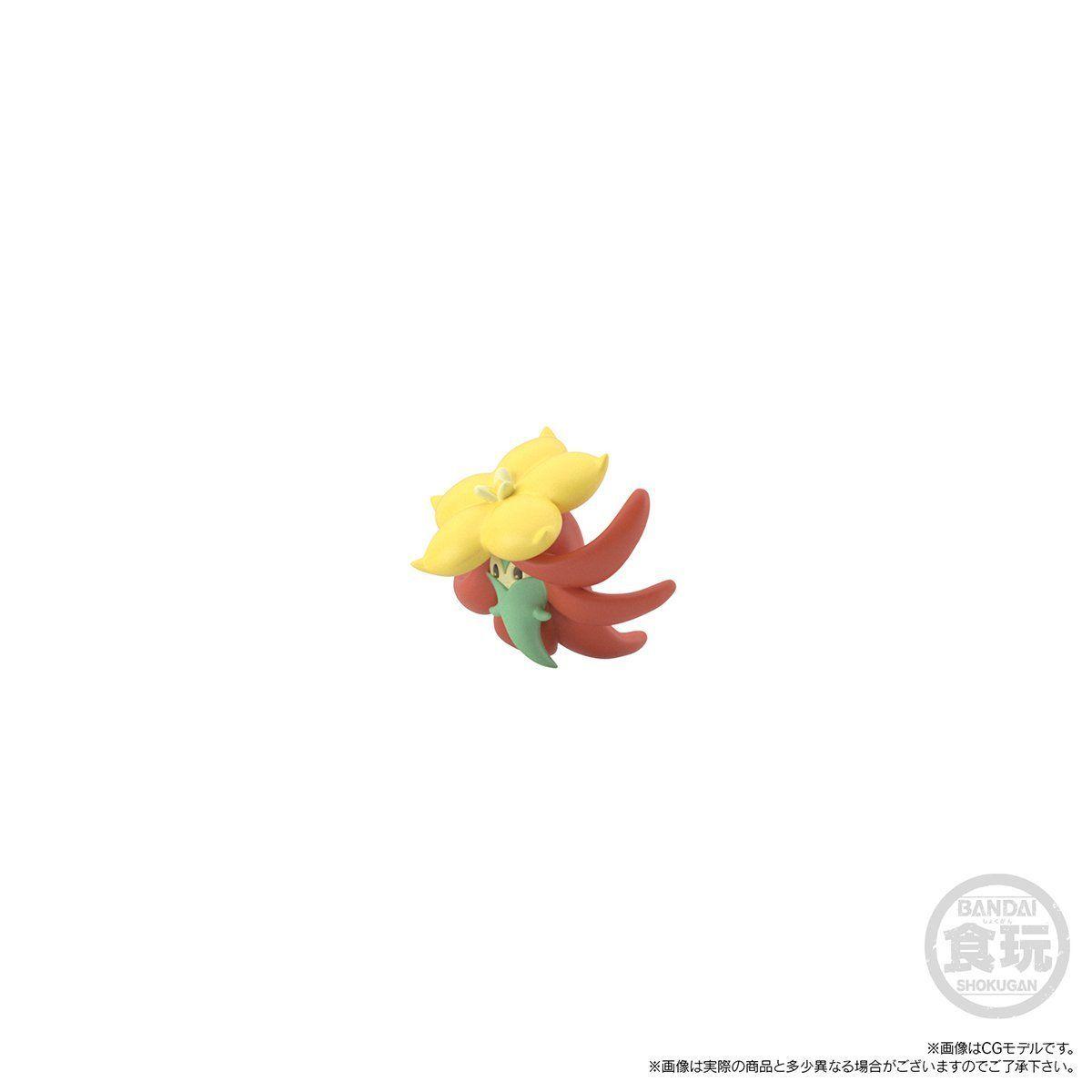【限定販売】【食玩】ポケモンスケールワールド ガラル地方『ジムバトル』セット-005